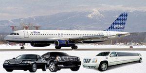 Burlington airport limo